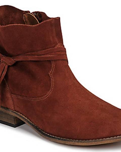 Hnědé boty Betty London