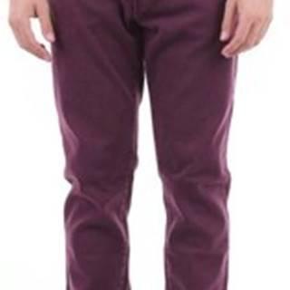 Kapsáčové kalhoty CA38VT05B00GTL Červená