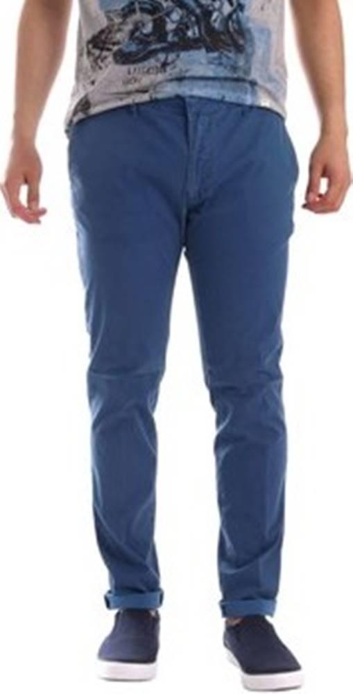 Sei3sei Kapsáčové kalhoty PZV156 71341 Modrá