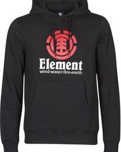 Černá mikina Element