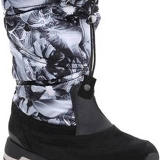 Zimní boty D Aneko B ruznobarevne