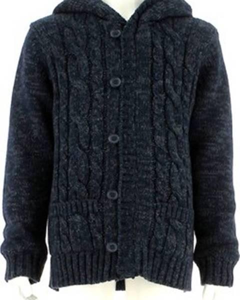 Modrý svetr Losan