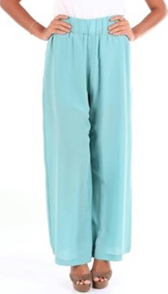 Semicouture Ležérní kalhoty P9YY9PPU14 ruznobarevne